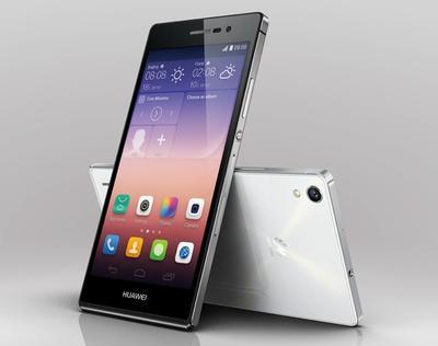 Huawei P7 gsm tel. Black