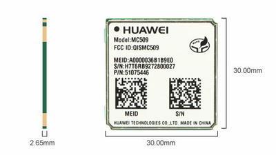 Huawei MC509, EVDO