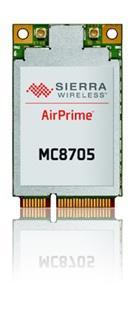 SIERRA WIRELESS MC8705 mini PCIe