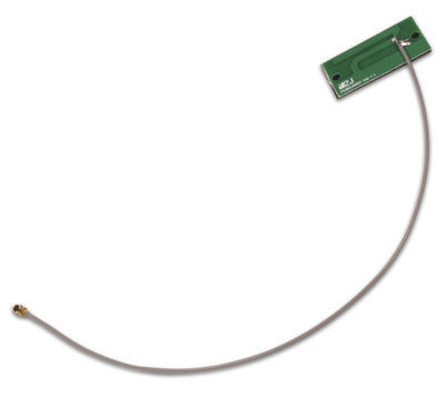 Antenna WI-01, PCB, self-adhesive 0.5 mm, 20cm, 10cm U.FL - 1