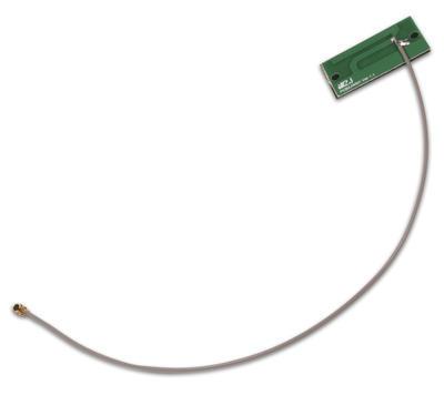 WI01, PCB, nalepovací 0,5mm, 20cm, 10 cm U.FL - 1