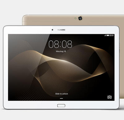 Huawei MediaPad M2 10.0 WiFi gsm tel. Silver 16GB - 1