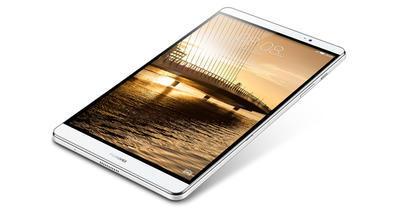 Huawei MediaPad M2 8.0 WiFi gsm tel. Silver 16GB - 1