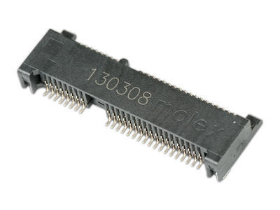 Connector for miniPCIe card - 1