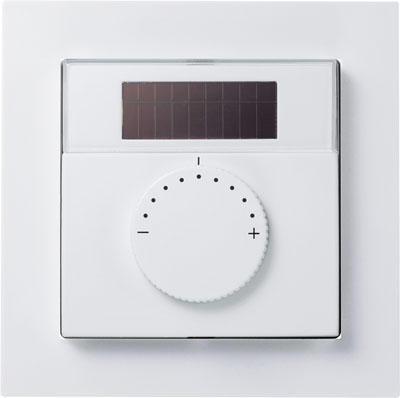 Termostat SR07P pure white