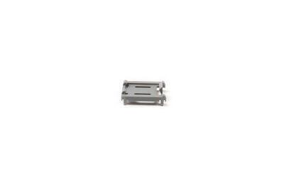 Din Clip - v2 Plastic, grey