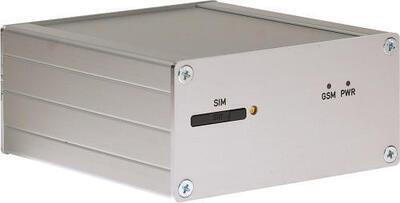ER75i industriell EDGE/GPRS router, EMEA, Metallisch, AC