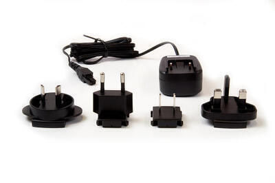 PS, SmartStart, 12V/1A, EU, UK, US, AUS plugs