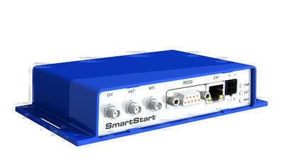 SmartStart LTE router, APAC, Plastový, No ACC