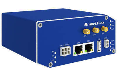SmartFlex industry LTE router, EMEA, Metal, ACC