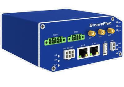 SmartFlex industriell LTE router, EMEA, Metallisch, No A