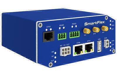 SmartFlex PoE industriell LTE router, EMEA, Plastik