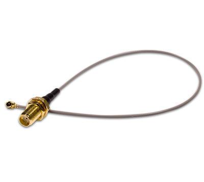 Anténny kábel 1,13mm UFL-SMA 20 cm