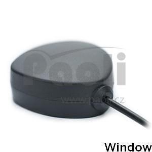Anténa GPS pre montáž na sklo SMB