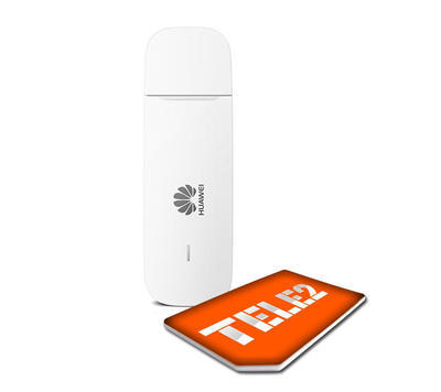 Huawei E3531 Weiß- set mit IOT SIM