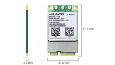 Huawei ME209u-526 mini PCIe