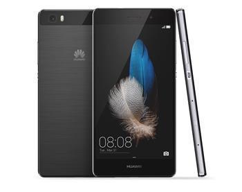 Huawei P8 Lite DualSIM gsm tel. Black - 2