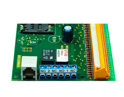 Mobile KEY with Ethernet connectivity - 2
