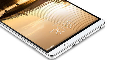 Huawei MediaPad M2 8.0 WiFi gsm tel. Silver 16GB - 2