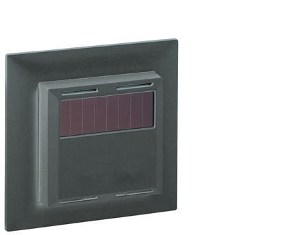 paoli funk raumthermostat feuchtesensor schwarz. Black Bedroom Furniture Sets. Home Design Ideas
